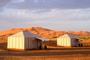 Tents, Marrakech to Fes tours