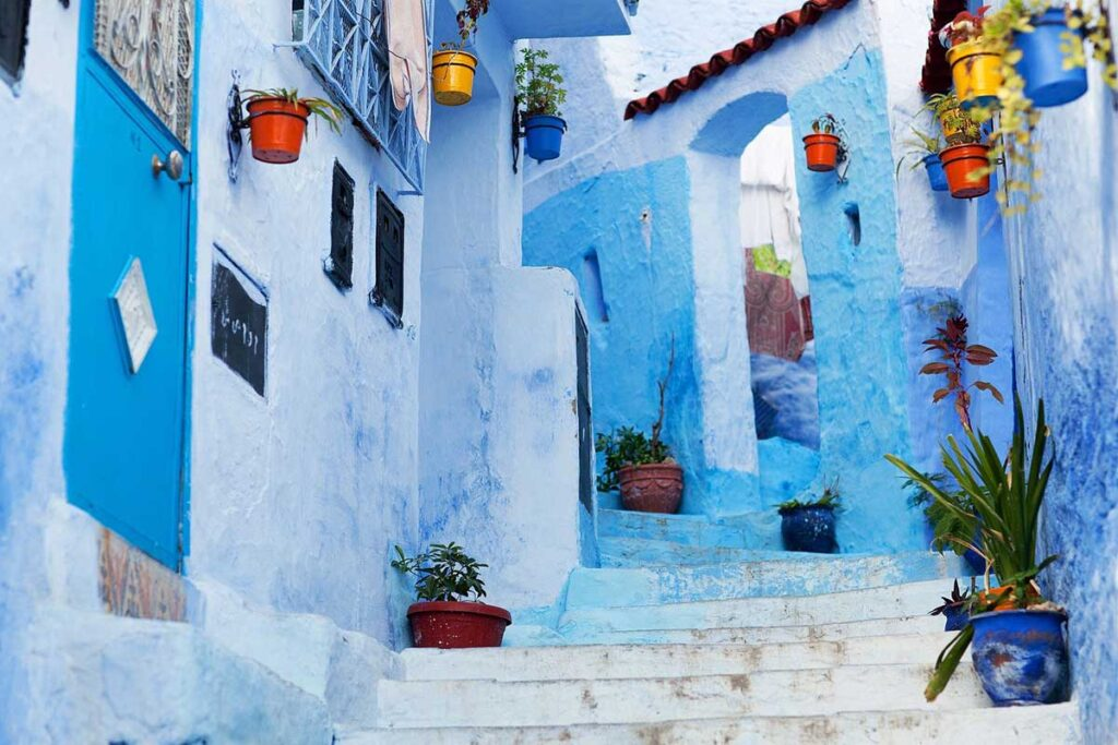 Exotic Morocco Desert To Chefchaouen